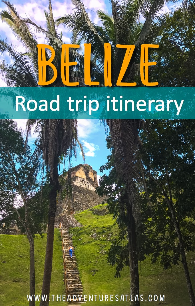 An adventurous road trip itinerary for driving through Belize