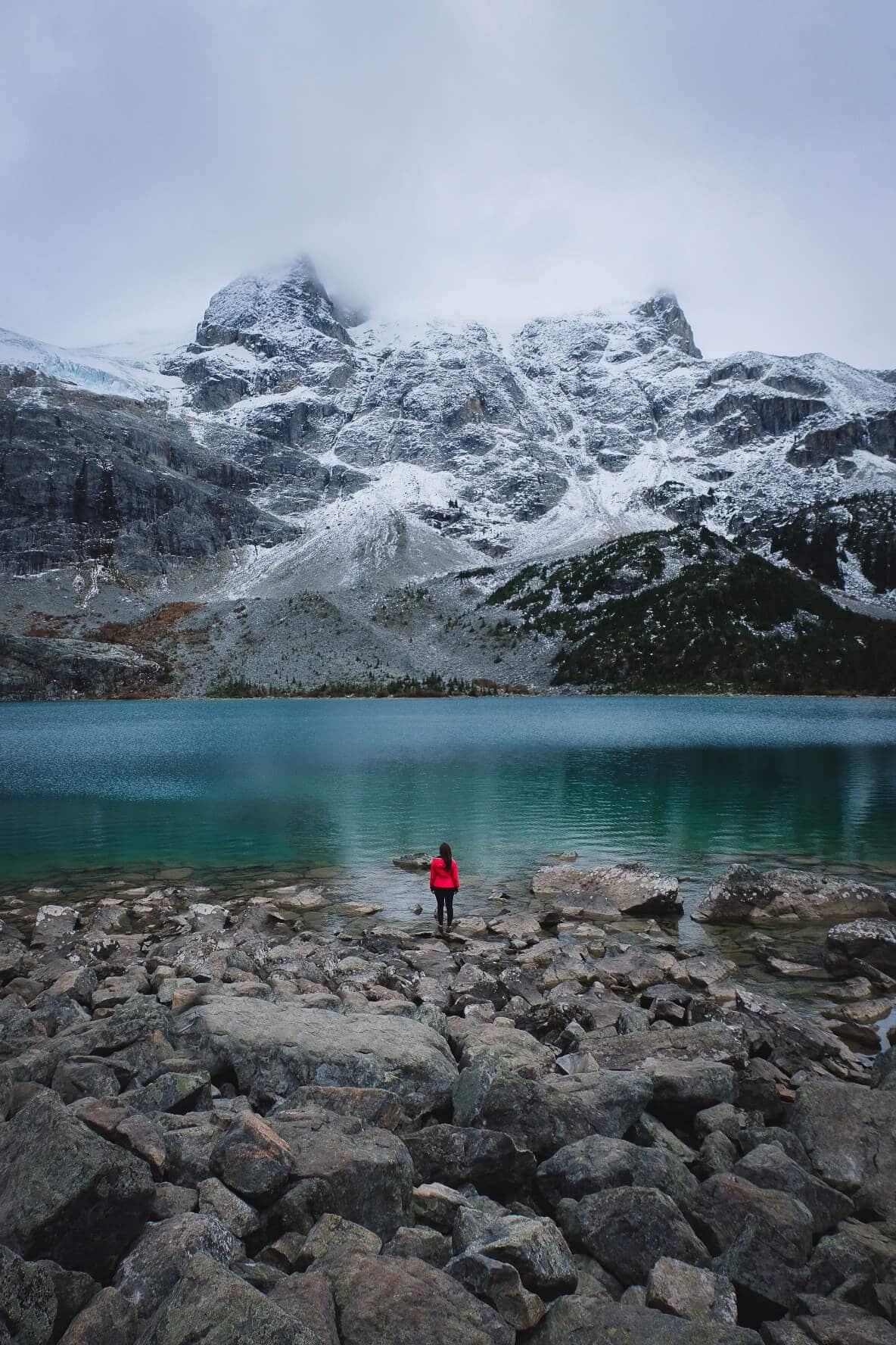 Hiking around Vancouver, British Columbia