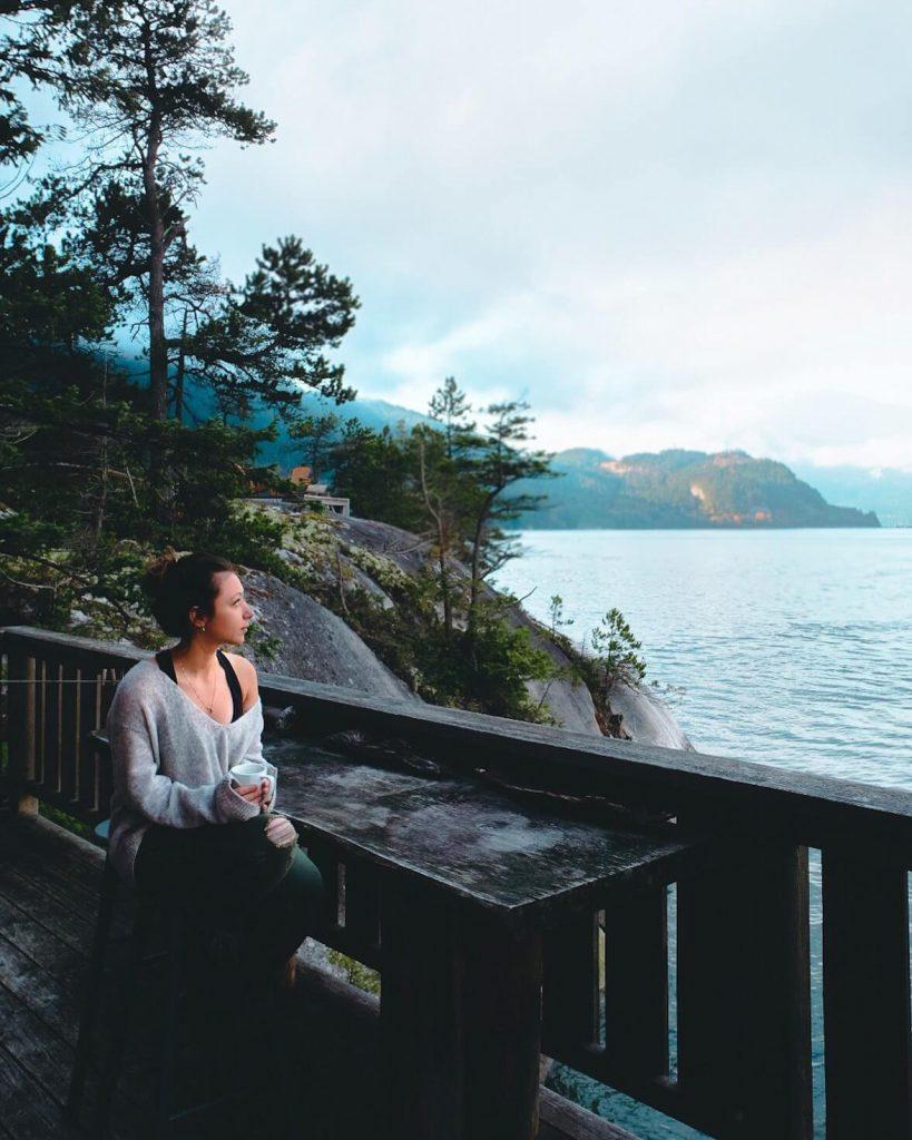 Where to stay in Squamish British Columbia