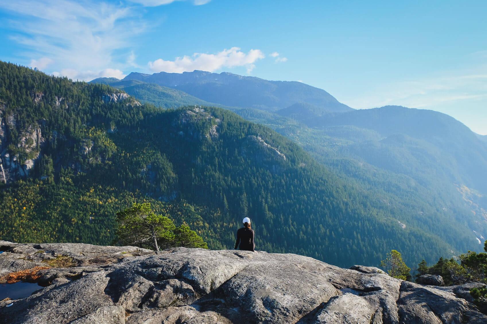 Hike Squamish Chief