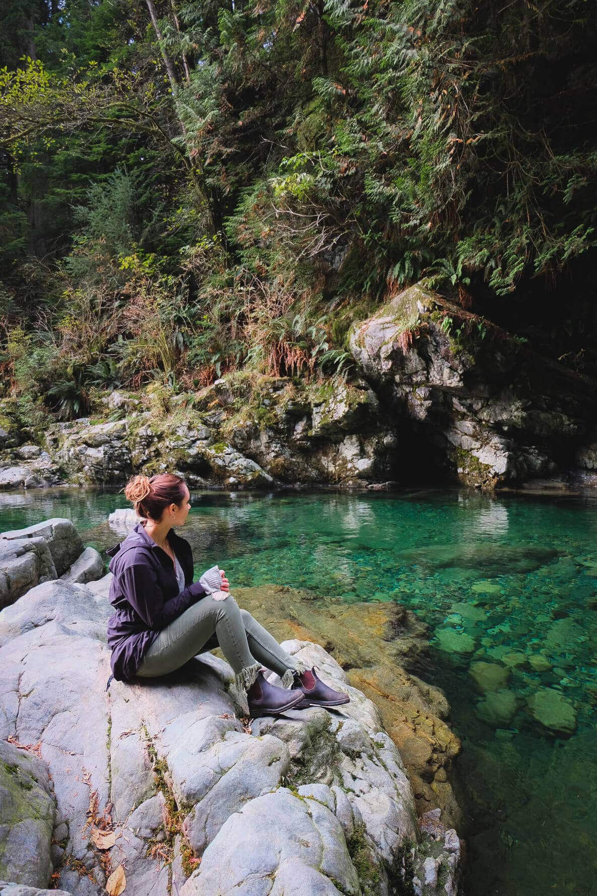 Exploring around Vancouver, British Columbia