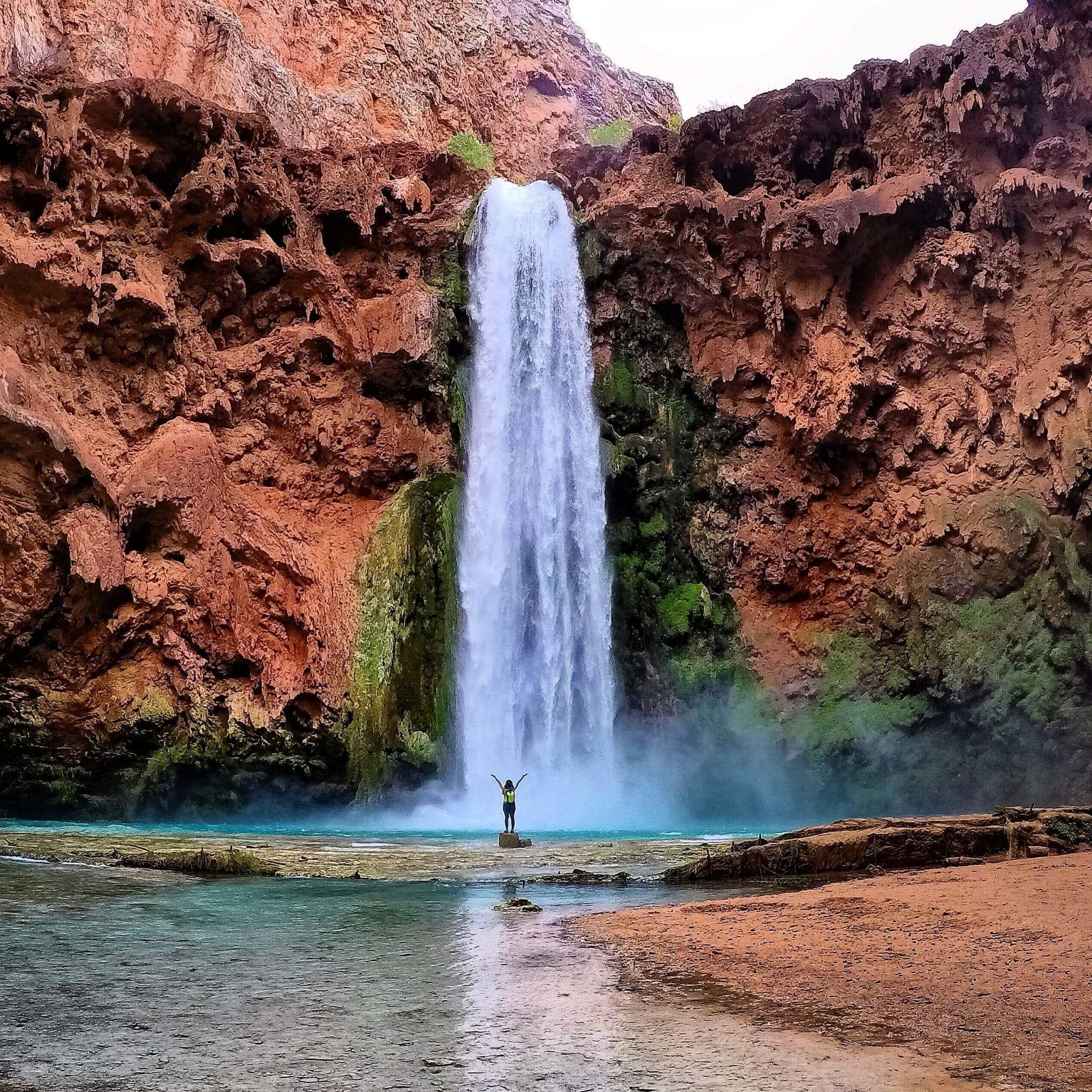 Mooney Falls, Havasupai Arizona