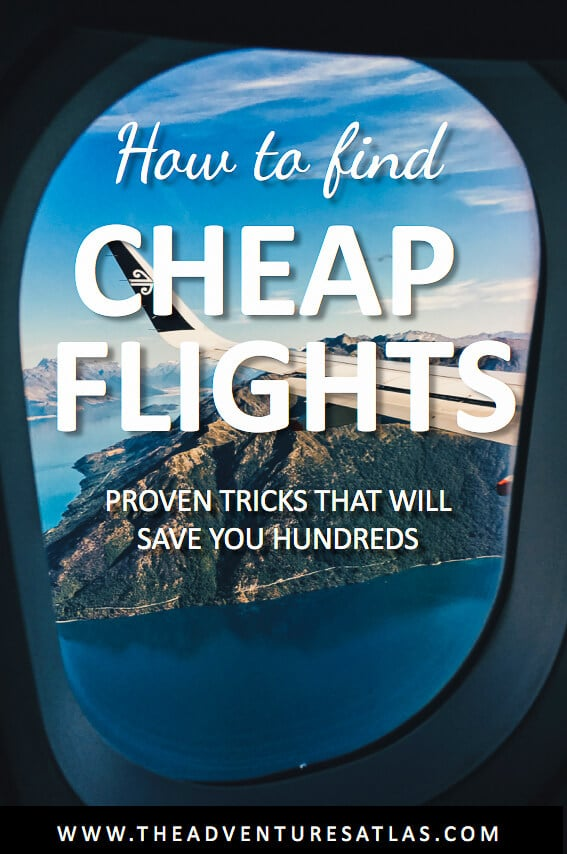 How to find cheap flights: proven tricks that will save you hundreds