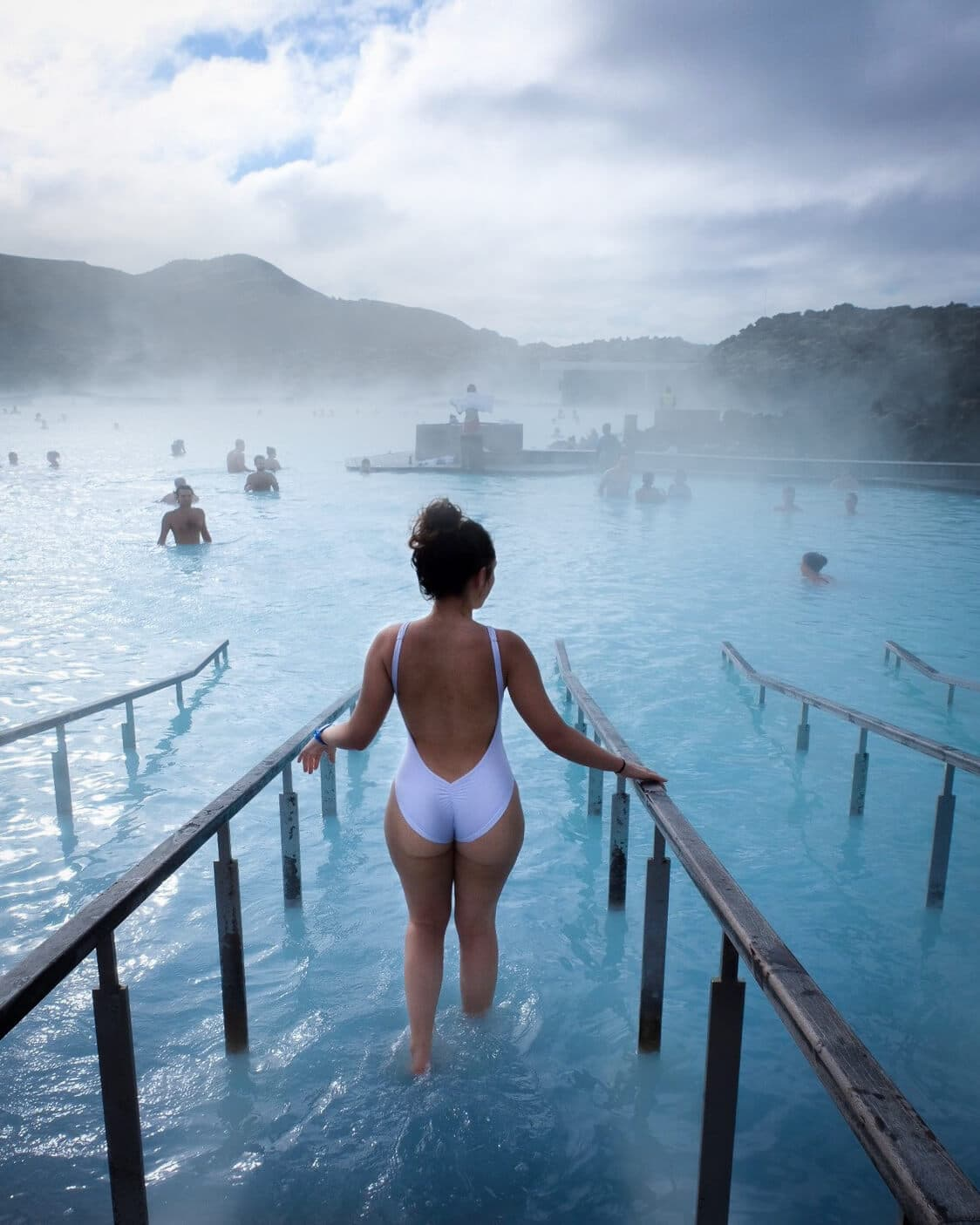 The Blue Lagoon, Iceland - 4 day road trip itinerary