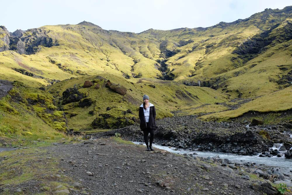 Finding Seljavallalaug swimming pool in Iceland