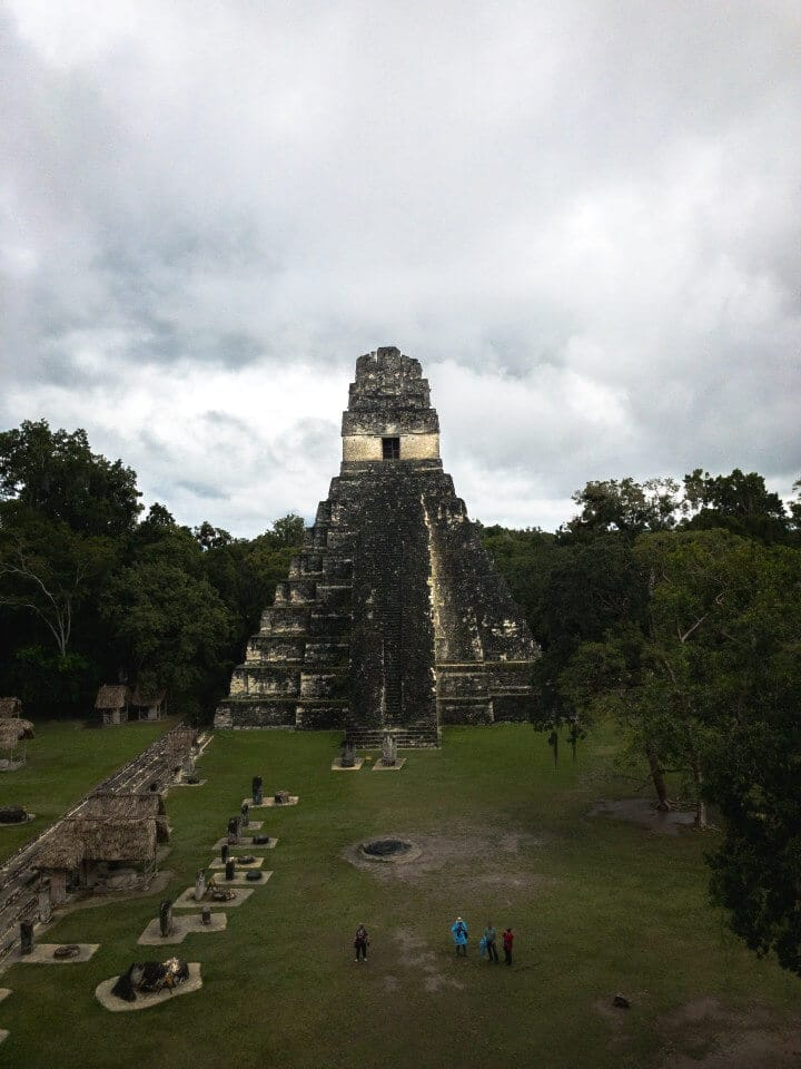 Getting from Belize to Tikal