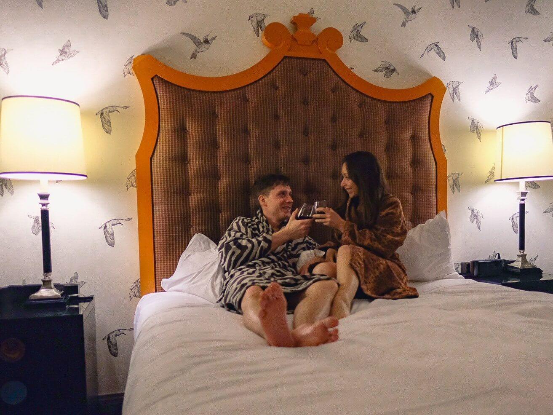 Quirky and Unique Hotels in Portland Oregon, the Kimpton Hotel Monaco