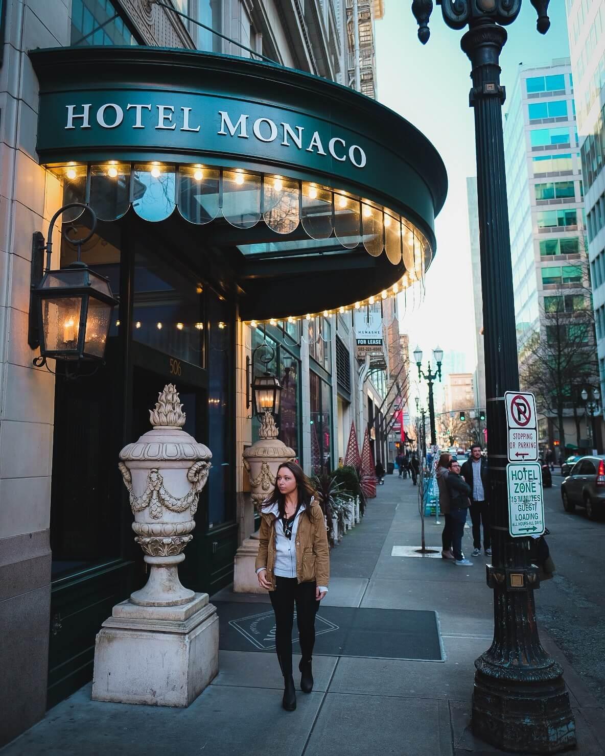 Kimpton Hotel Monaco, Portland Oregon