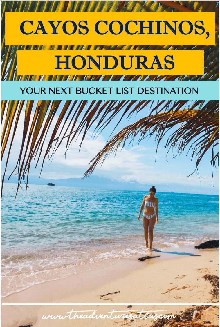 Guide to Cayos Cochinos, Honduras in Central America