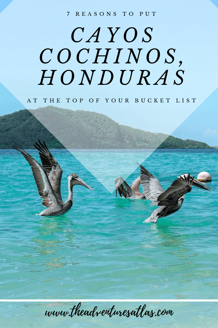 Best things to do in Cayos Cochinos, Honduras