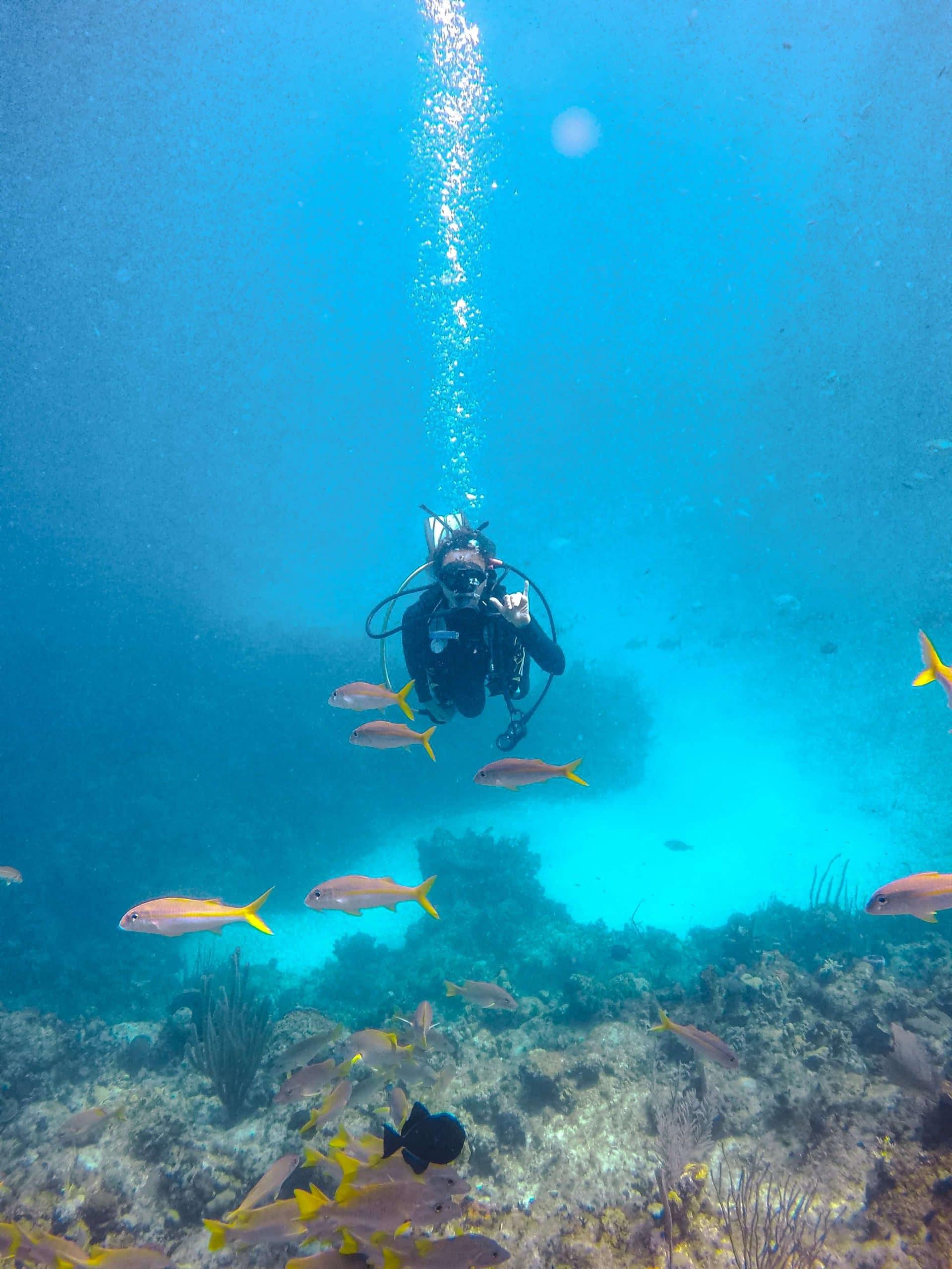 Cayman Islands Dive Sites