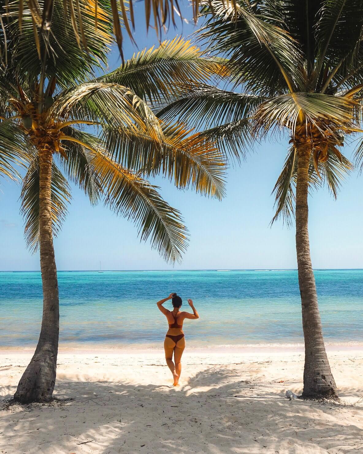 white sand beach, Little Cayman, Cayman Islands