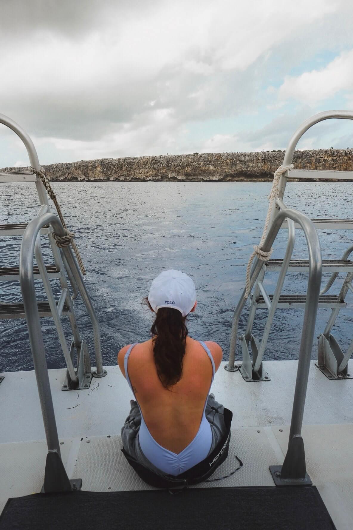 Traveling Cayman Brac, Cayman Islands