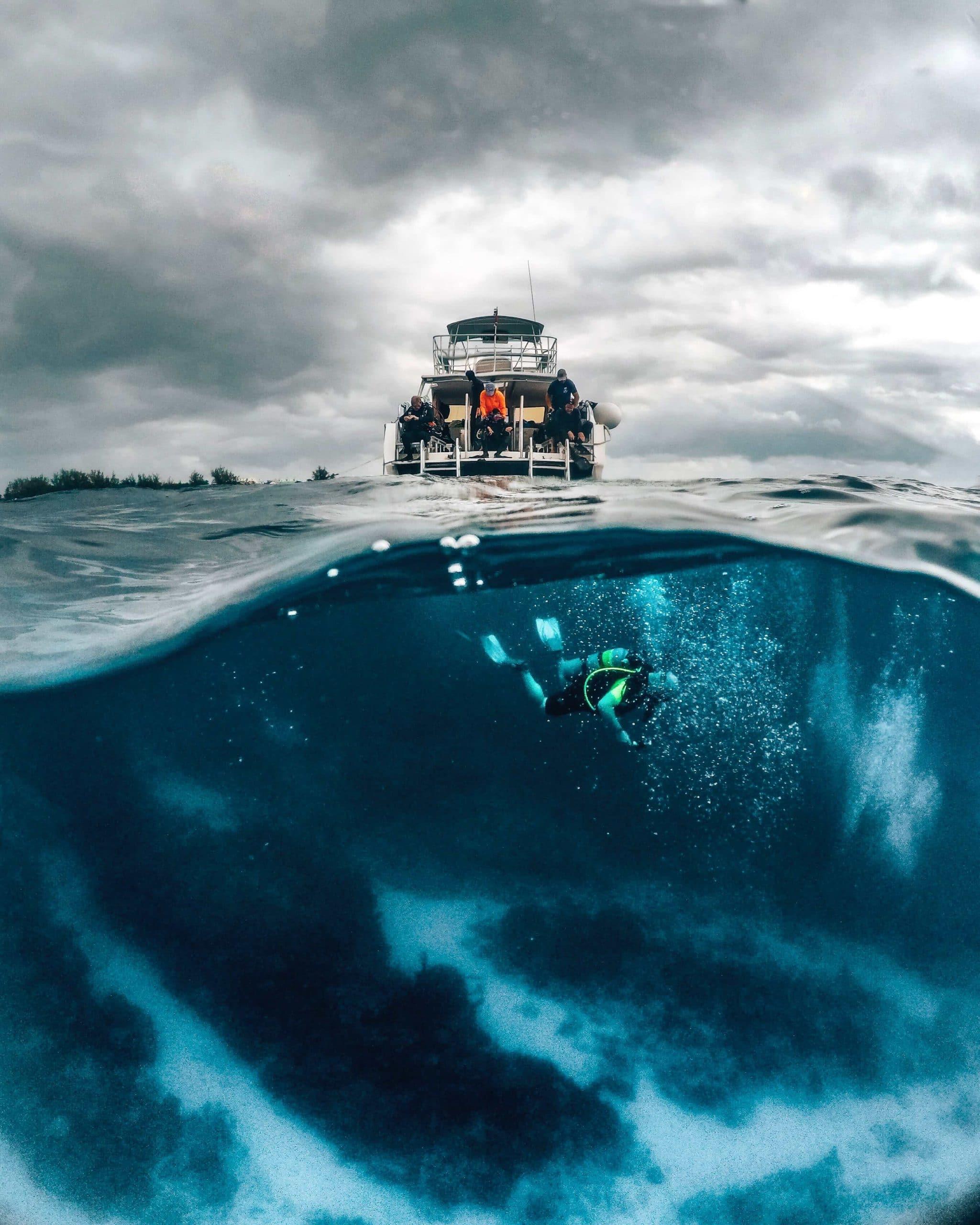 Scuba diving Cayman Brac