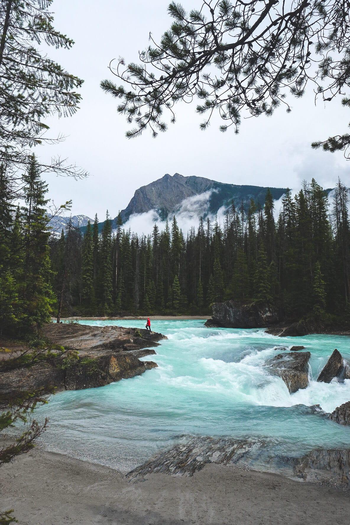 Natural Bridge, British Columbia
