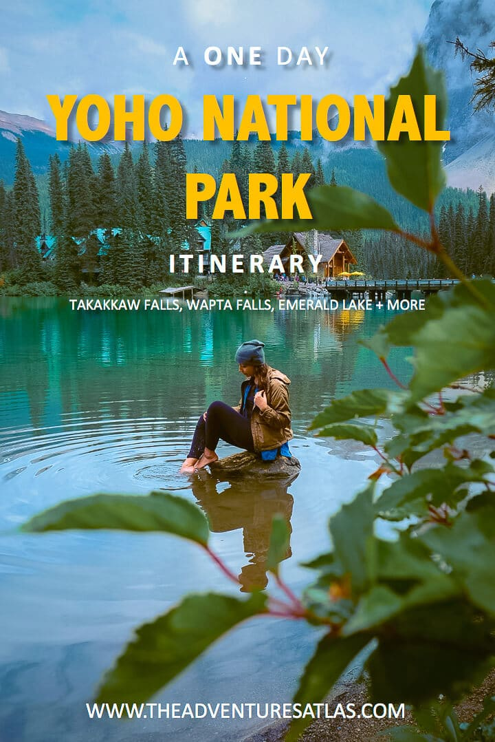 How to spend one day in Yoho National Park