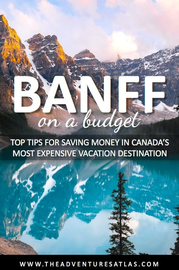 Banff on a budget: top tips for saving money in Banff National Park