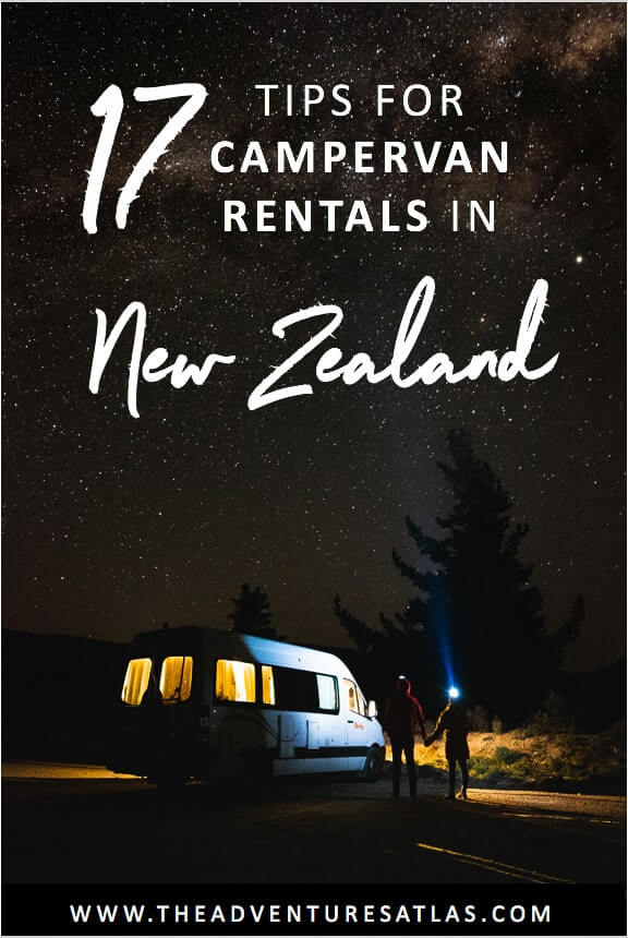 What To Know About Renting a Campervan in New Zealand