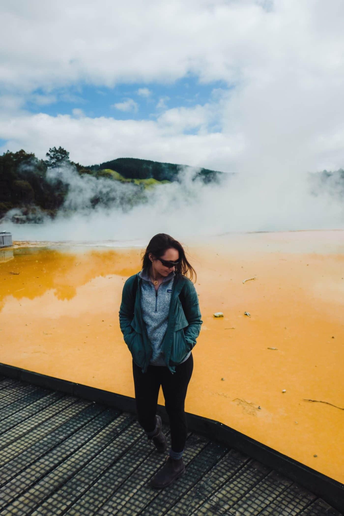 Wai-O-Tapu, Rotorua