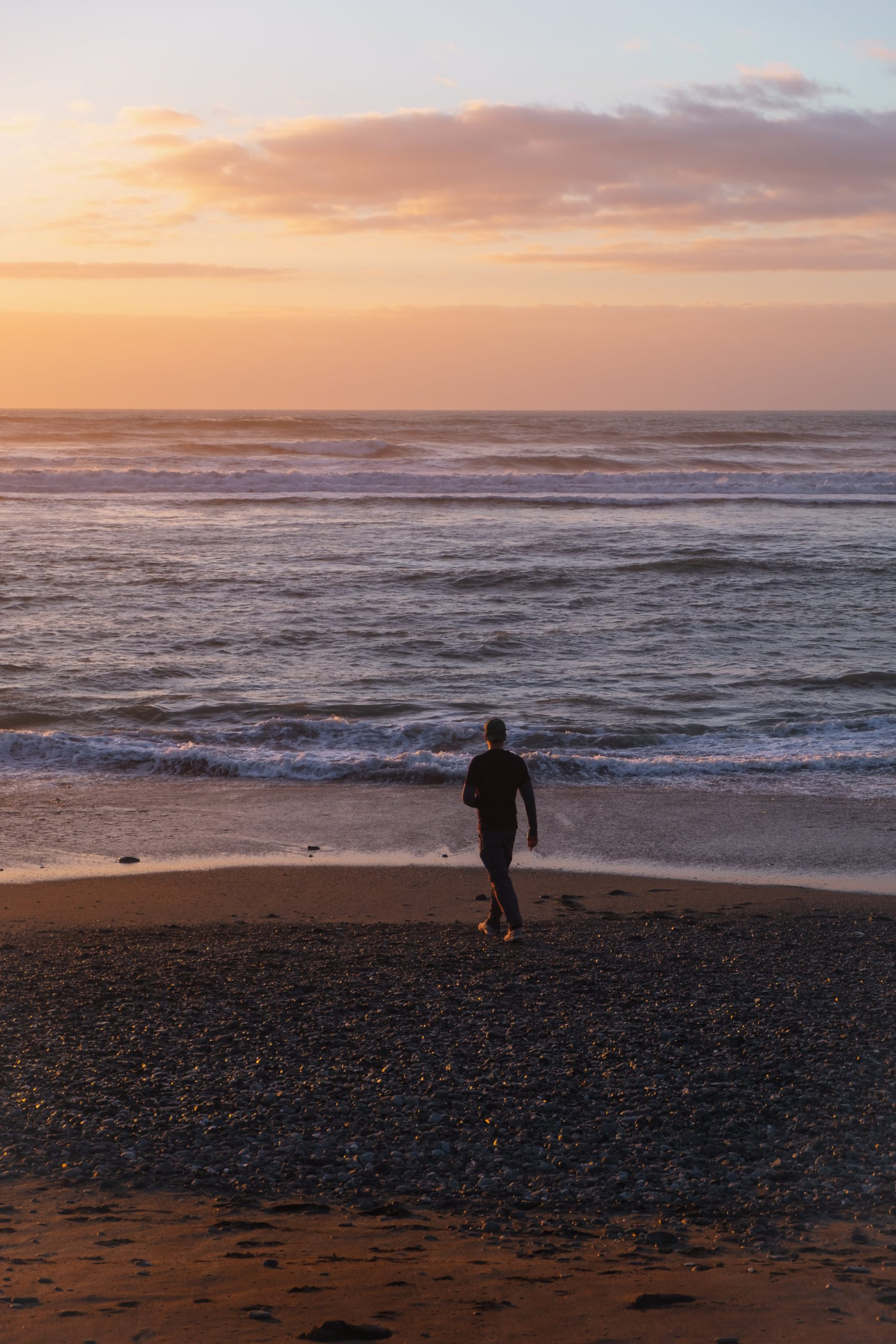 Hokitika has some of the best beaches along the west coast of NZ South Island