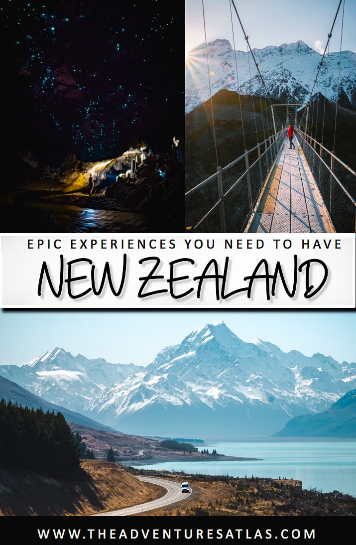 Epic experiences you need to have in New Zealand