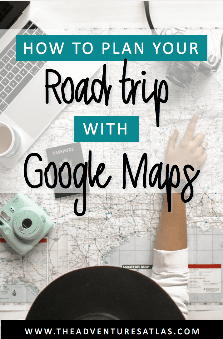 How to plan your road trip with Google Maps
