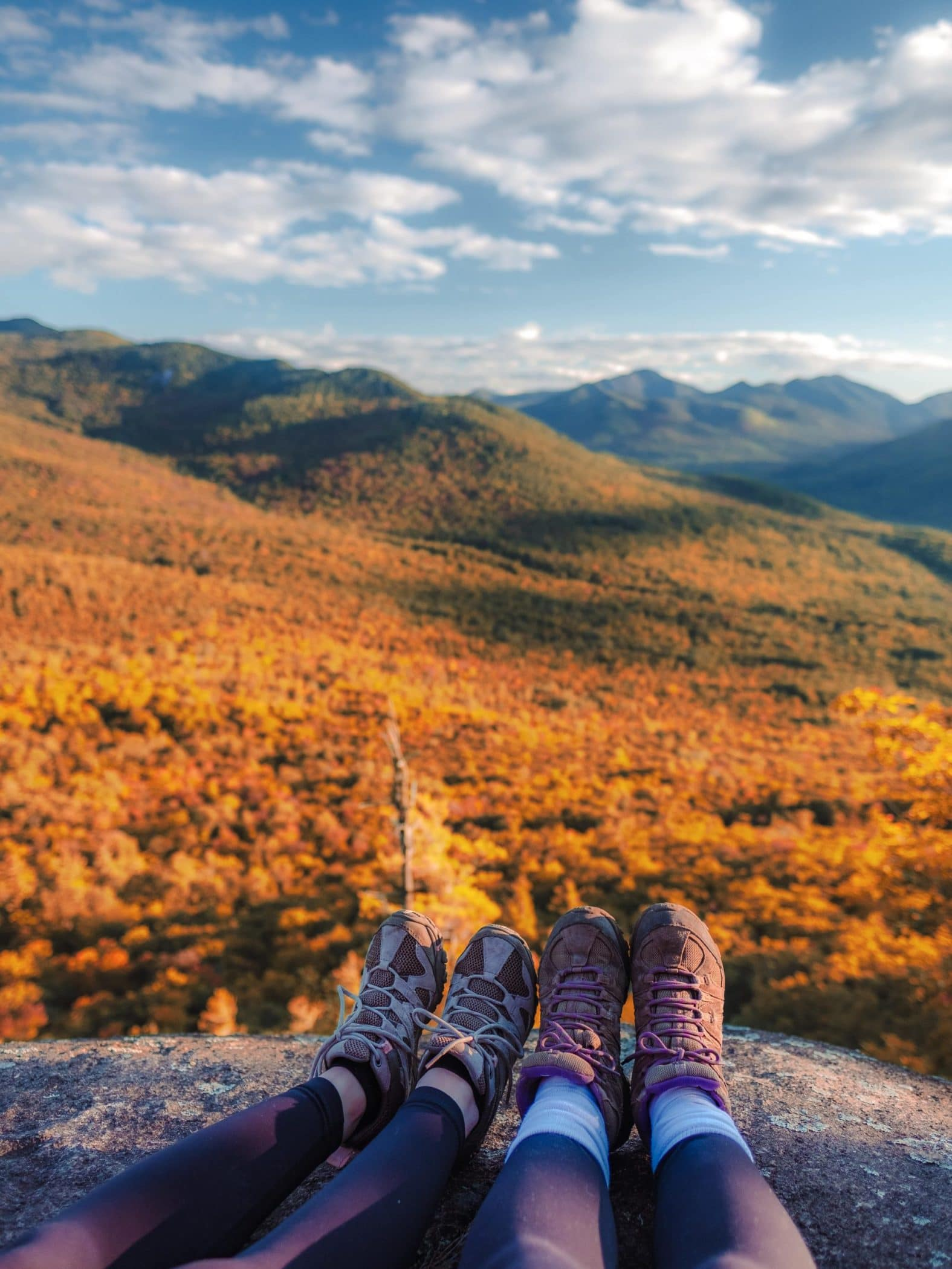 Short hikes with amazing views in the Adirondacks