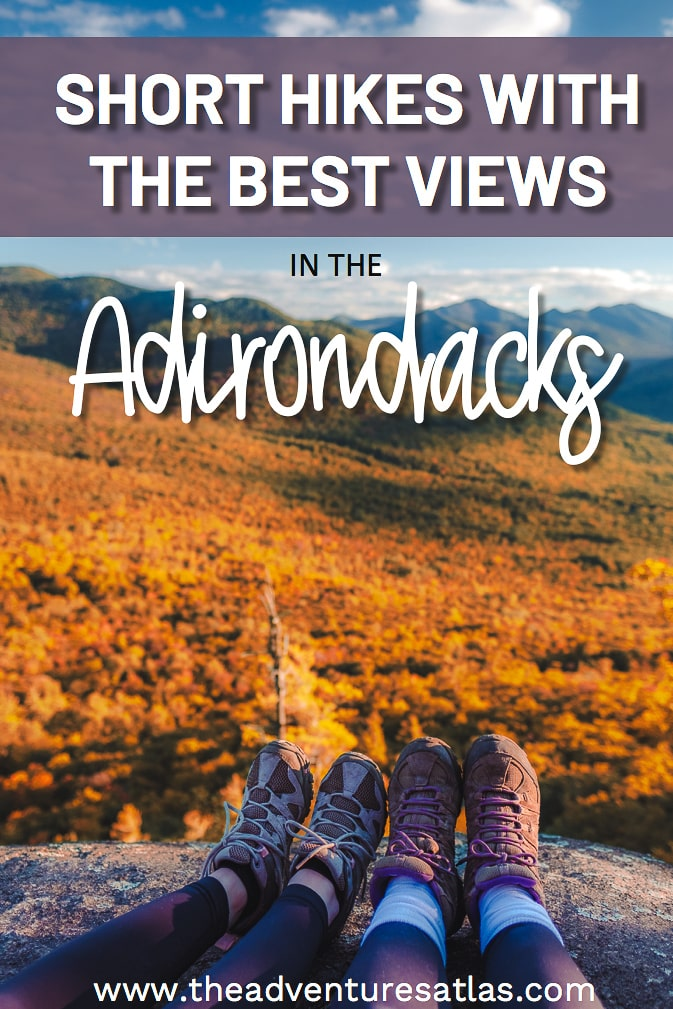 Short Hikes with the Best Views in the Adirondacks