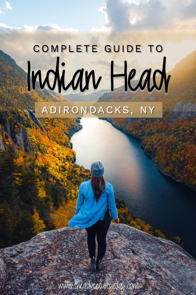 Indian Head Hike Complete Guide, Keene, Upstate New York