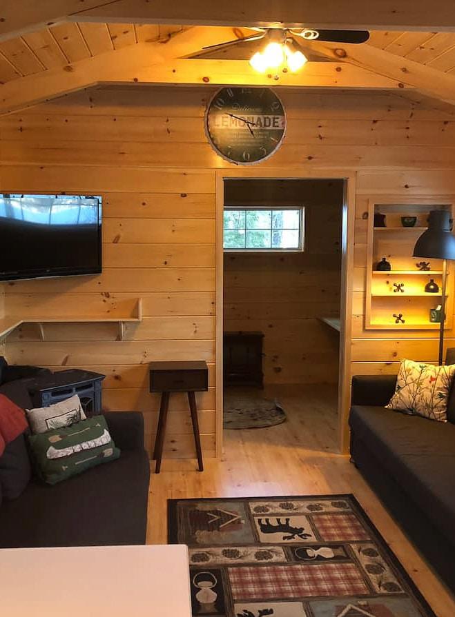 Best Adirondack cabin rentals for kids