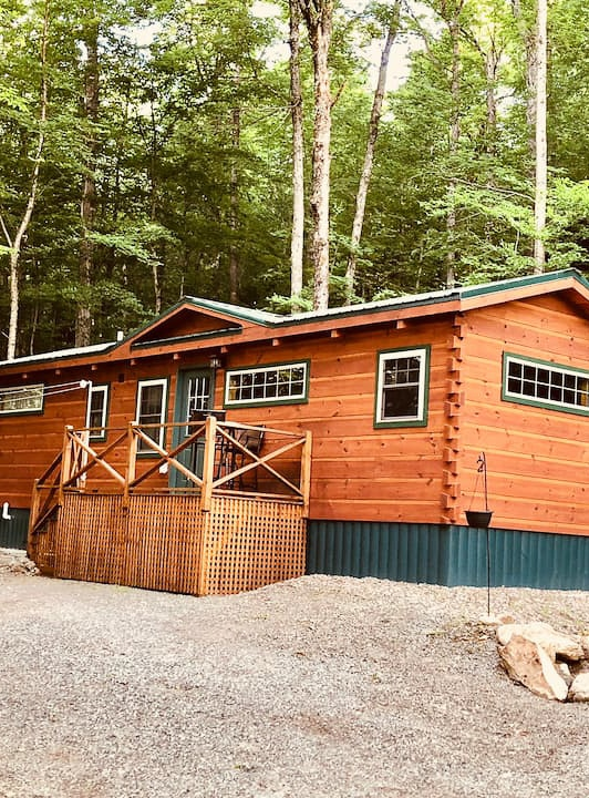 Best cabin in the Adirondacks for families with children