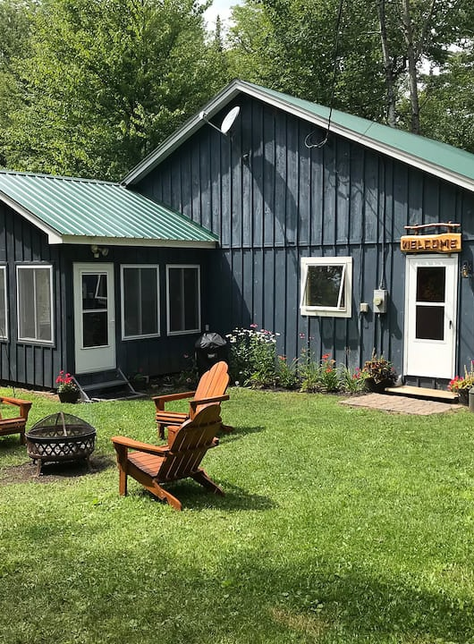 Best Adirondack Airbnb for families