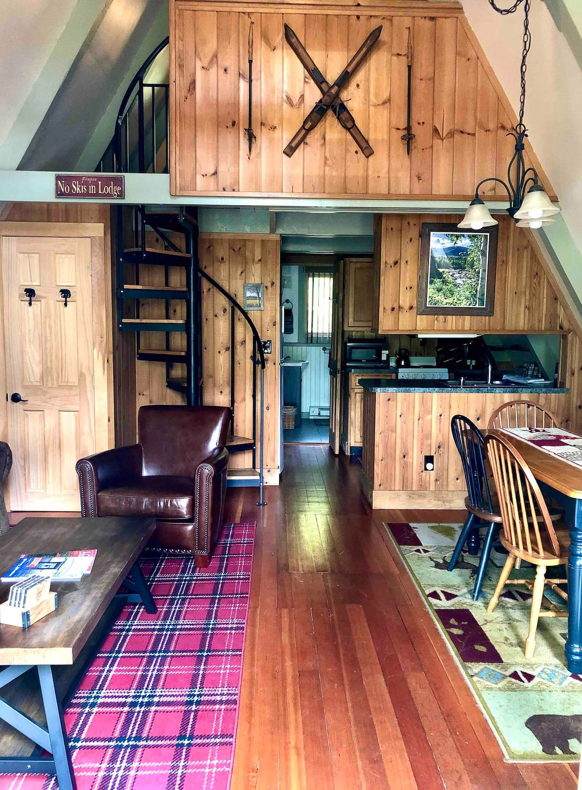 Cabin for rent near Lake Placid