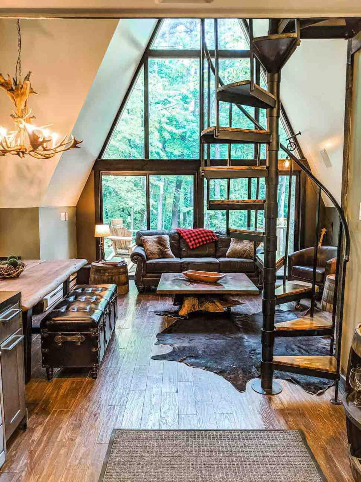 Best Adirondack Airbnb near Old Forge