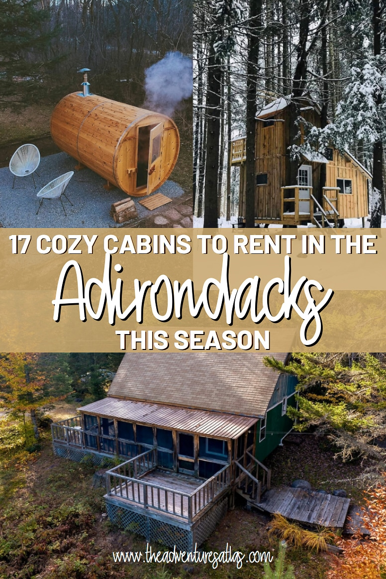 Secluded Cabins to Rent in the Adirondacks