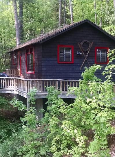 Bell Crest Cabin Adirondacks