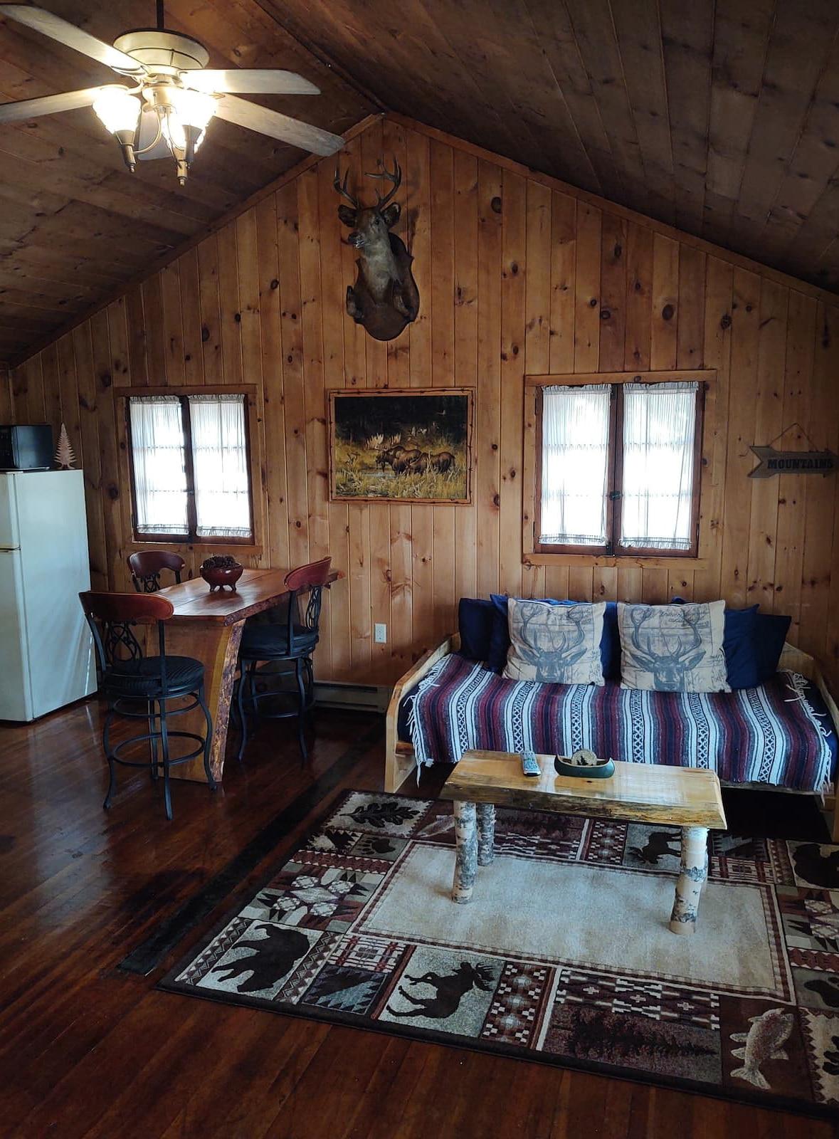 Bell Crest Cabin Adirondacks, Interior