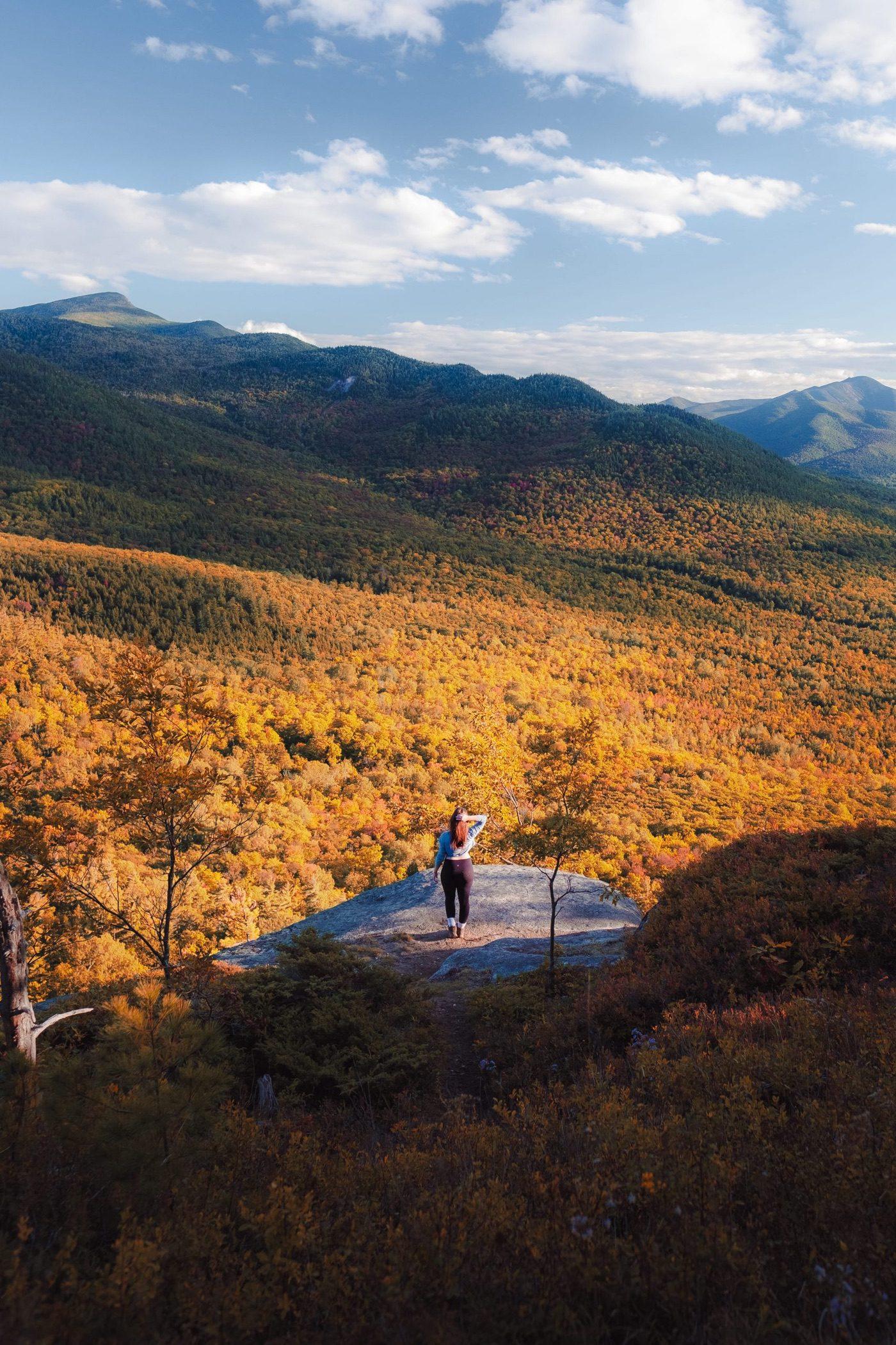 Baxter Mountain, Keene Valley, Adirondacks