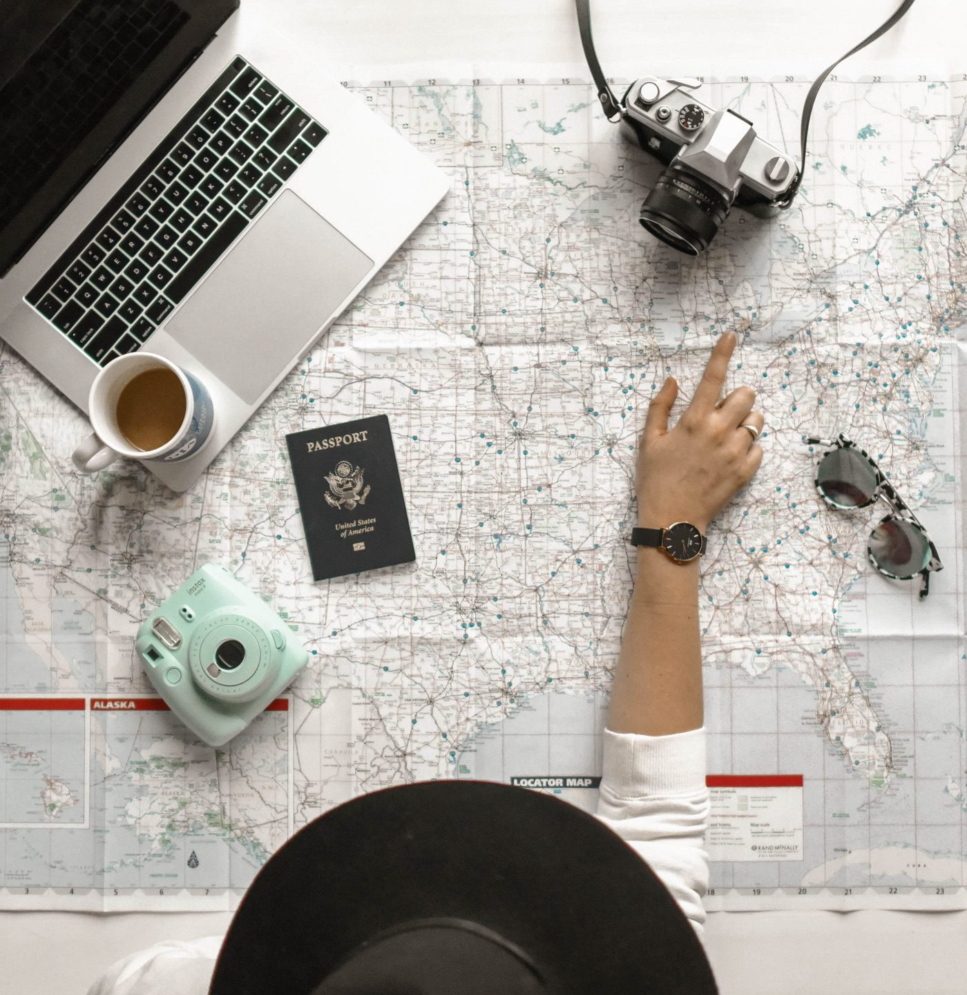 How to plan your road trip using Google Maps