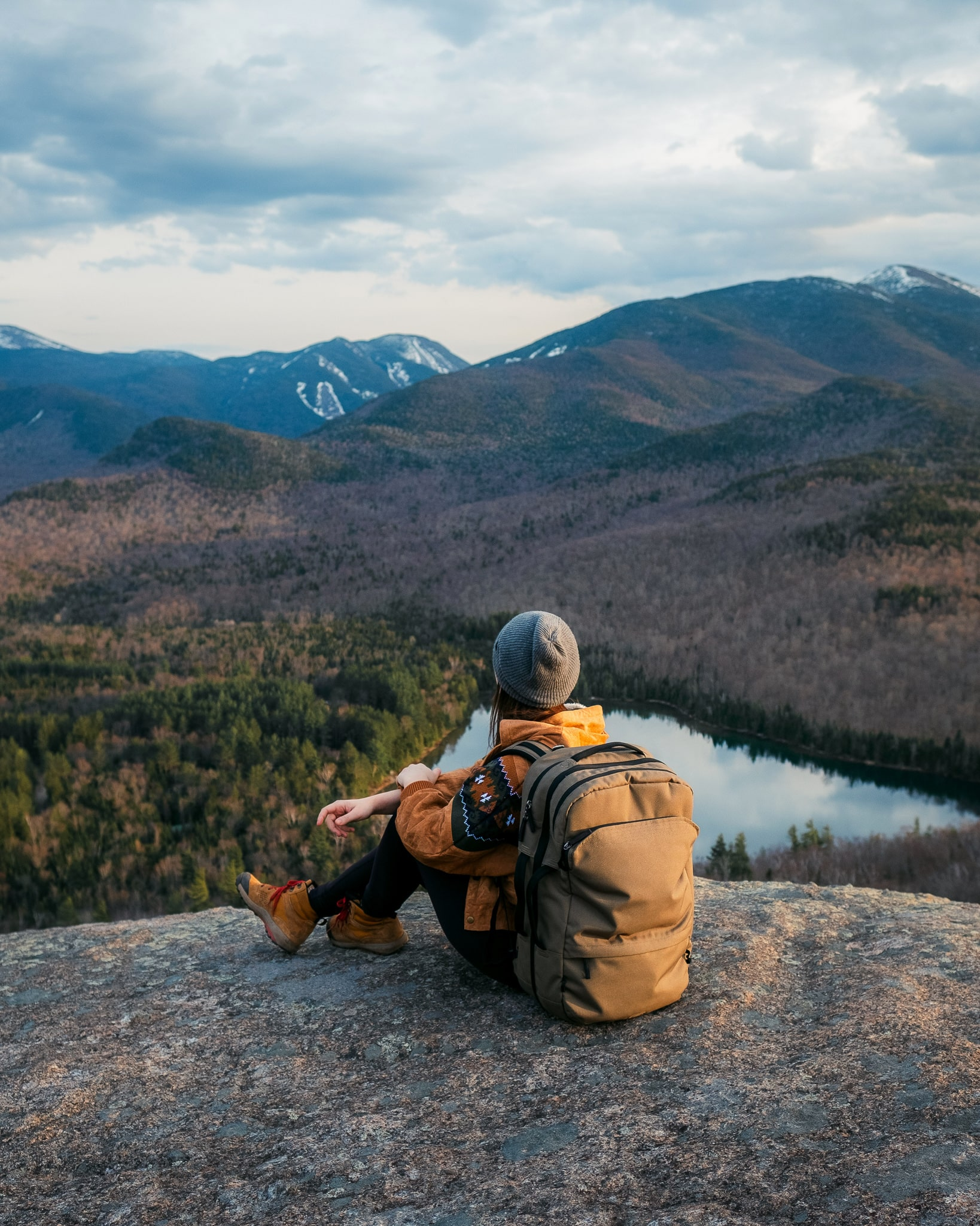 Mt. Jo is one of the best hikes in Lake Placid in the Adirondacks