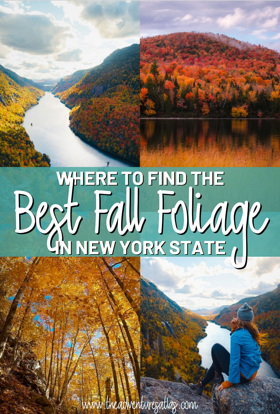 Where to find the best fall foliage in New York State