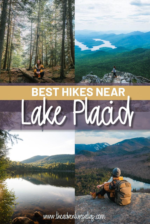 Best Hikes Near Lake Placid