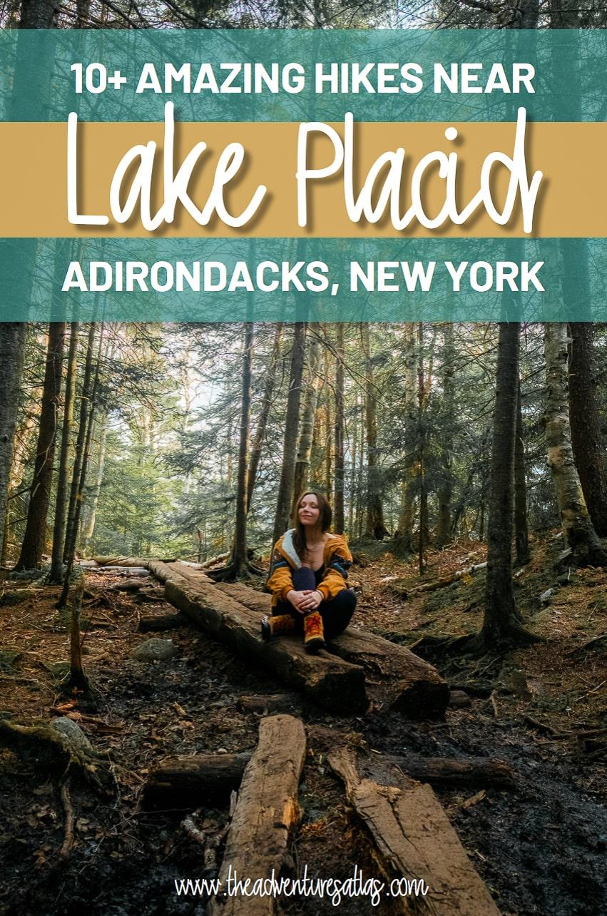 10+ Amazing Hikes near Lake Placid, Adirondacks, New York