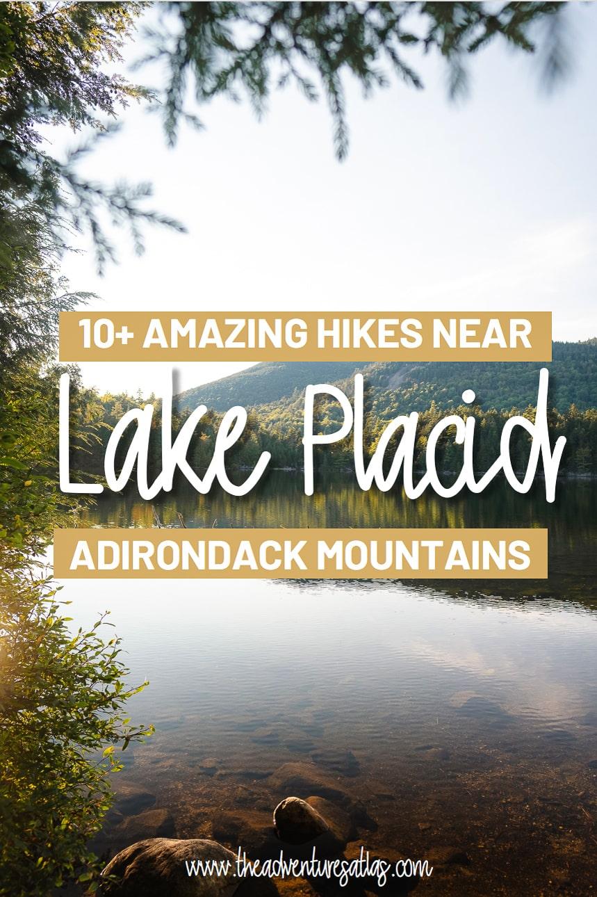 The Best Hikes Near Lake Placid, Adirondack Mountains
